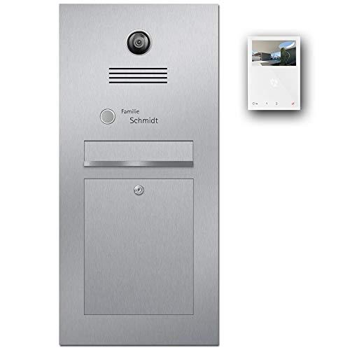 Briefkasten Videosprechanlage B2-Mini-HF (Direkt)