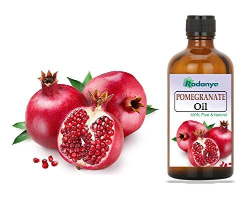 RADANYA Granatapfel Ätherische Öle 100% Reine Natürliche Aromaöle 3Ml-1000Ml - Granatapfel-parfüm Öl