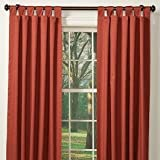 Best Commonwealth Home Fashions Home Fashion rideaux - Thermalogic Weathermate Insulated Tab Top Curtain Pair-Khaki, 80 Review