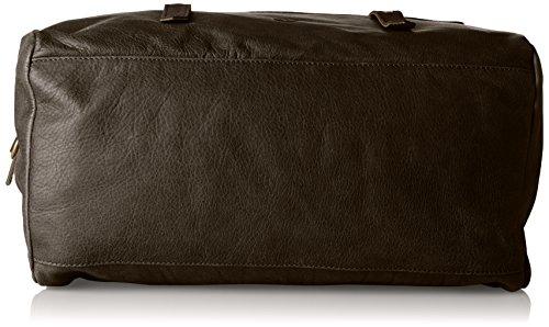 Timberland Tb0m5613, Borsa Organizer Portatutto Uomo, 20x31.5x46 cm (W x H x L) Marrone (Chocolate Brown)
