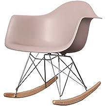 Chaise bascule eames - Chaise a bascule a vendre ...