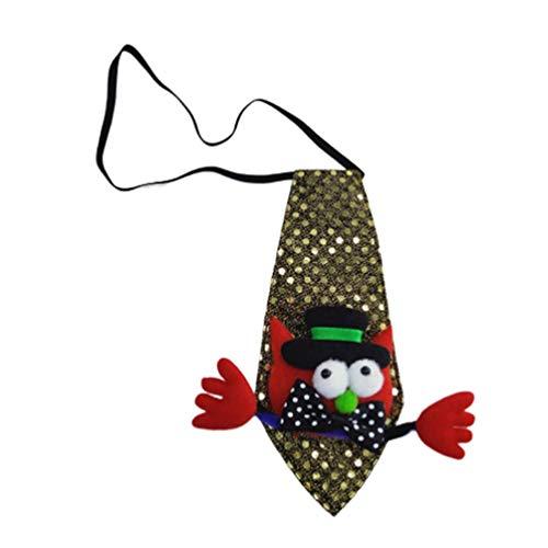 Kostüm Flash Kleinkind Kinder - Amosfun Pailletten Halloween Krawatte Kragen rote Katze Krawatte Halloween Cosplay Kostüm Requisiten für Kinder Erwachsene
