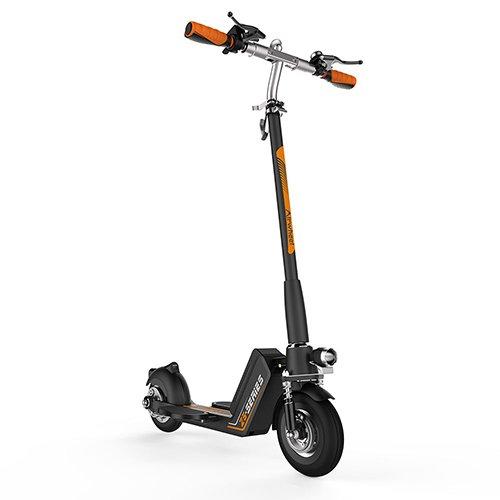 Airwheel Batterien Z5Faltbar Erwachsene Elektro Scooter mit Erweiterte, Schwarz - Elektro-roller-rampen