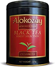 Alokozay Tin Black Tea, 225 gm