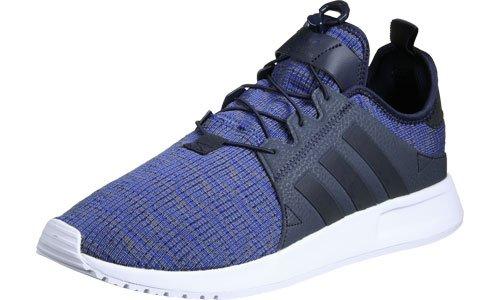 adidas X_PLR, Bassi Unisex-Adulto blu grigio bianco