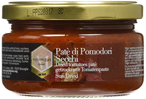 Mastrototaro Food Patè di Pomodori Secchi