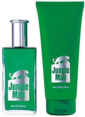LR Lr jungle man duft-set edp und shampoo