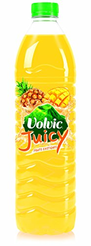 Volvic Juicy Fruits Exotiques Bo...