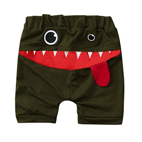 Boy Baby Shark Big Tongue Pluderhosen Hosen Kindertagesgeschenk (Shorts ()