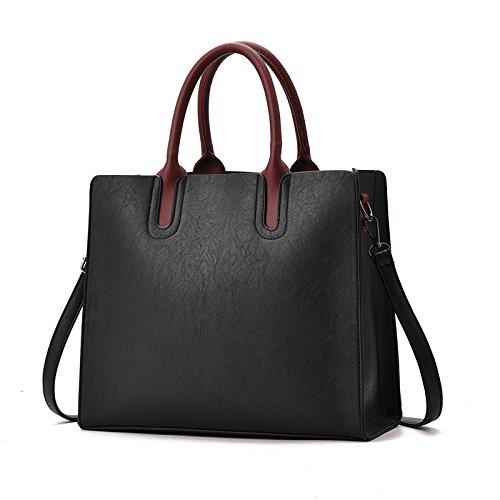 Mefly La Nuova Borsa Di Marea Crossbody Bag Giallo Limone black