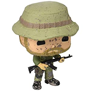 Funko 020252 S1 No Actionfigur Call of Duty: Captain John Price, Multi