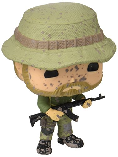POP! Vinilo - Games: Call of Duty: Capt. John Price