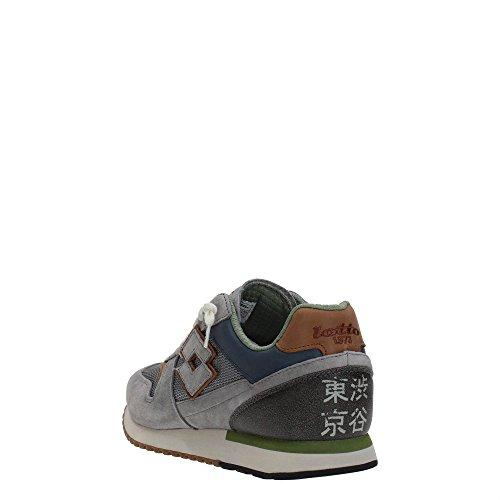 Lotto Legenda T4579 Sneakers Homme Gris