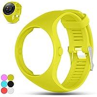 Für Polar Sportuhr M200 Uhrenarmband Armband - iFeeker Zubehör Soft Silikon Ersatz Uhrenarmband Armband Sport Armband für POLAR M200 GPS Laufuhr