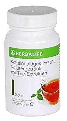 Herbalife Thermojetics Boisson à base de tisane 50 gm (thé vert) - pour perdre des centimètres et perdre du poids
