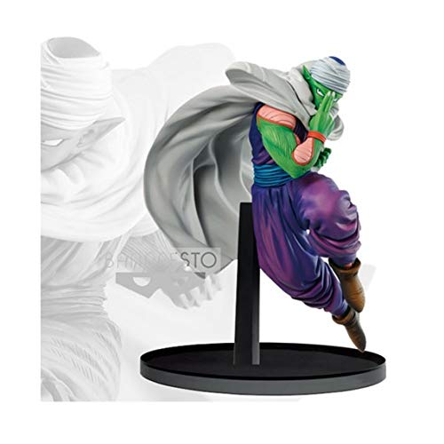 Bandai- BWFC Dragon Ball Estatua Colosseum Piccolo, (Banpresto BANP82735)