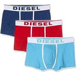 Diesel UMBX-DAMIENTHREEPACK, Calzoncillo para Hombre, Pack de 3