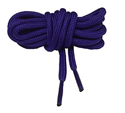 Big Laces Round Shoelaces - Huge choice of Lengths and Colours