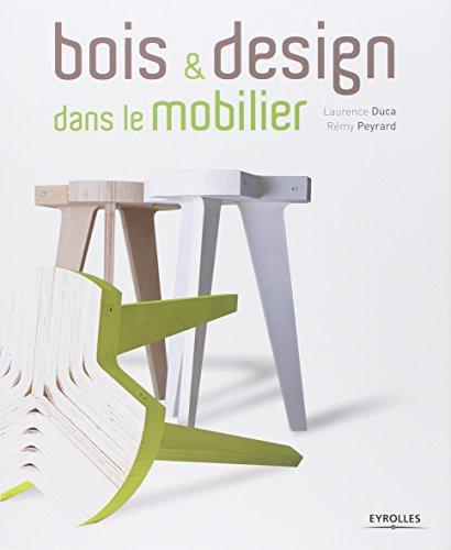 Bois & design dans le mobilier