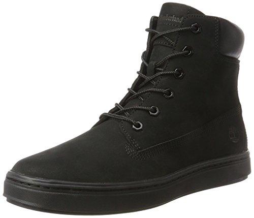 Timberland Damen Londyn 6 Inch Stiefel, Schwarz (Black), 41.5 EU (Damen Weiß Timberland Boots)