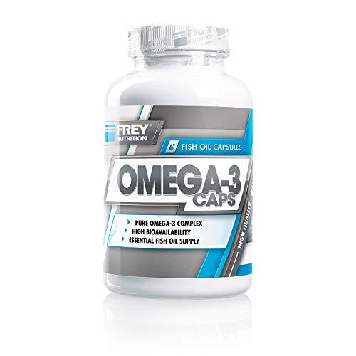 Frey Nutrition Omega-3 Complex, 1er Pack 172,8g