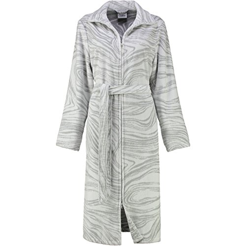 Michaelax-Fashion-Trade -  Accappatoio  - Basic - Maniche lunghe  - Donna argento (76)