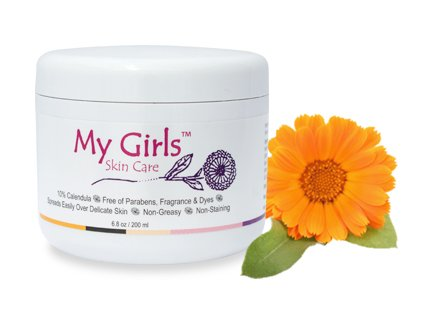 My Girls Skin Care Radiation Burn Care Calendula Cream (600 ml) - Gift of Comfort after Radiation Therapy for Breast Cancer