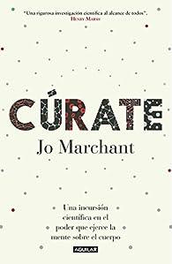 Cúrate par Jo Marchant