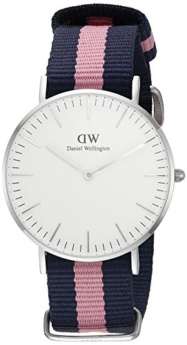 daniel-wellington-winchester-silver-womens-quartz-watch-with-white-dial-analogue-display-and-multico