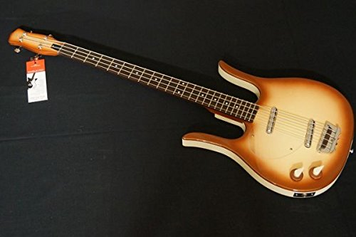 Danelectro Long Horn Bass mano sinistra – Copperburst