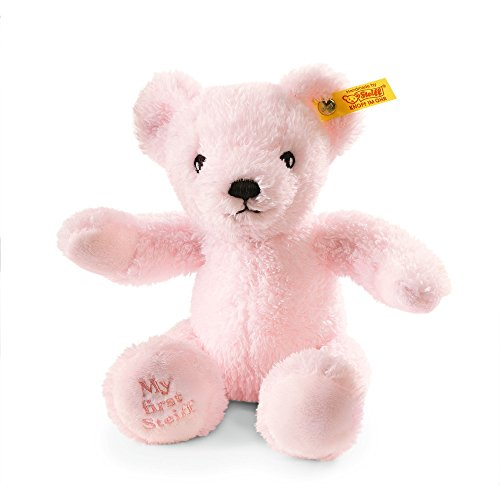 Steiff 664717 - Teddybär 24 My First, rosa