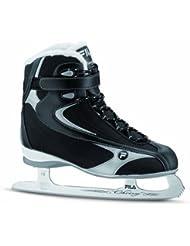 Fila Schlittschuhe Chrissy LX - Patines de patinaje sobre hielo , color negro, talla 37.5
