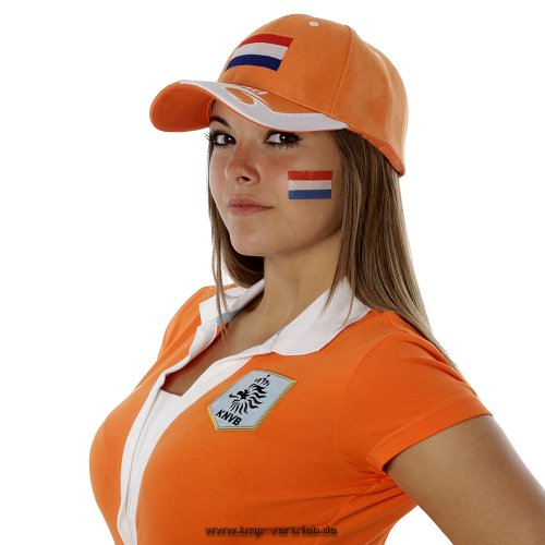 Netherlands Flag-t-shirt (25 x Niederlande Tattoo Fahnen Fan Set - - Netherland Flag)
