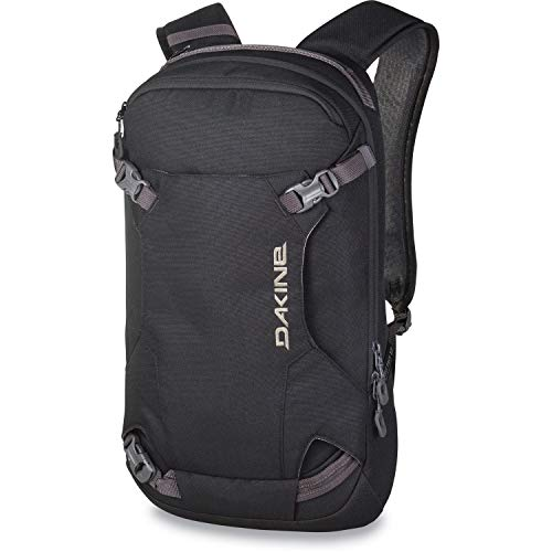 Dakine Erwachsene Heli Pack 12L Packs&Bags, Black, One Size -