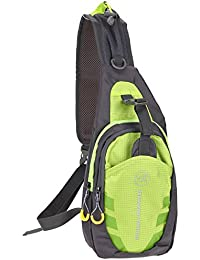 Generic Outdoor Sport Travel Shoulder Sling Backpack Pouch For Camping Hiking-parent