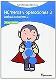 NUMEROS Y OPERACIONES 3 SANTILLANA CUADERNOS - 9788468012292