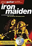 Iron Maiden Play Guitar With Tab Cd
