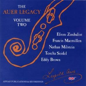 Auer Legacy 2 [Import USA]