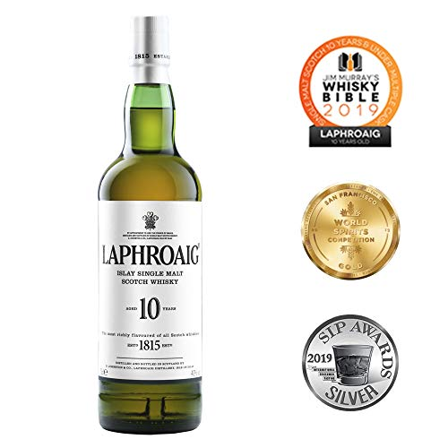Laphroaig 10Y Whisky Escocés - 700ml