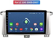 Car Stereo Audio Systems, Android 8.1 Compatible with Bluetooth Wifi GPS Navigation, Double din HD Touch Scree