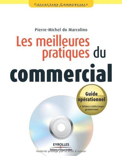 Les meilleures pratiques du commercial par Pierre-Michel do Marcolino
