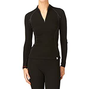 The North Face Women's Warm Long Sleeved Zip Neck -