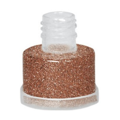 Bote de purpurina suelta 073 cobre 25 ml