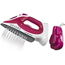 Plancha inalámbrica CleanMaxx