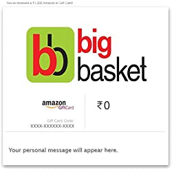 BigBasket eGift Card