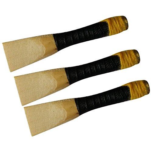 Schottischer Dudelsack Zuckerrohr Blätter 3PCS/Great Highland Dudelsack Zuckerrohr Reed/Dudelsack Schilf, GAITA, Cornemuses