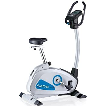 Kettler Sinto P Exercise Bike Upright - Blue / Silver / Grey, One Size