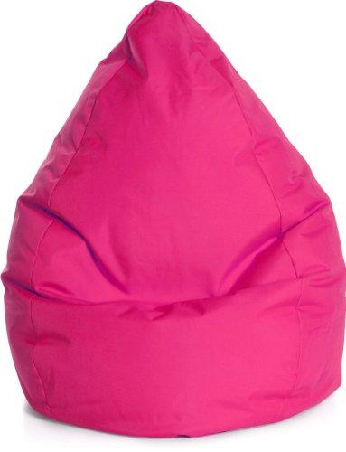 MAGMA Sitzsack Brava Beanbag pink (Größe: XXL, 300 l)