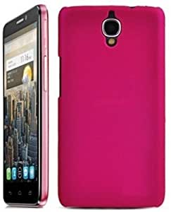 TrilMil Matte Rubberized Finish Hard Case for Alcatel Onetouch Idol X+