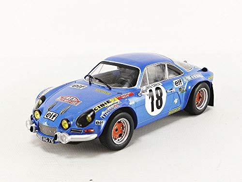 Solido-Coche en Miniatura de colección, 1800808, Azul